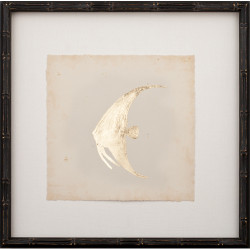 Gold Leaf Fish II