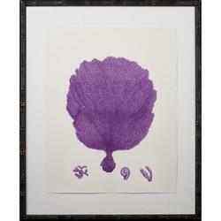 Purple Coral Giclee II