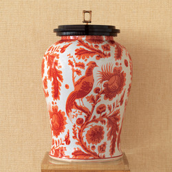 Arcadia Coral Jar