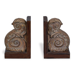 Kristina Bookends- Set Of 2