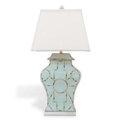 Baldwin Blue Lamp