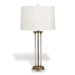 Moderne Brass Lamp