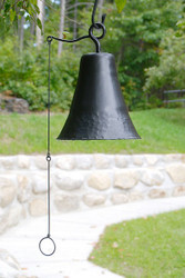 Wrought Iron Bell