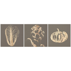 Garden Panels - Set Of 3