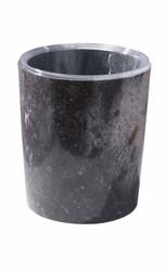 Mink Marble Round Basket