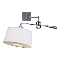 Real Simple Wall Mounted Boom Lamp - Gunmetal Powder Coat