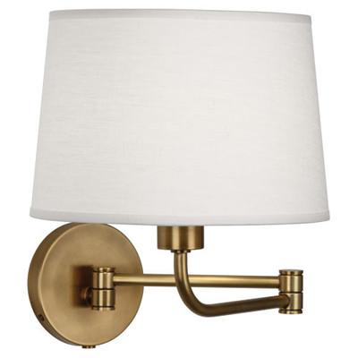 Koleman Wall Sconce - Aged Brass