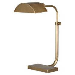 Koleman Table Lamp - Aged Brass