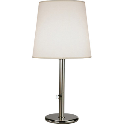 Rico Espinet Buster Chica Table Lamp - Polished Nickel