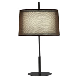Saturnia Table Lamp - Deep Patina Bronze