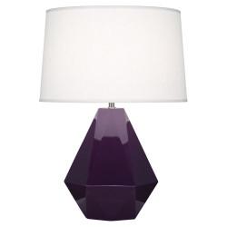Delta Table Lamp - Amethyst