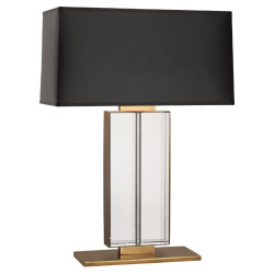 Sloan Table Lamp - Aged Brass