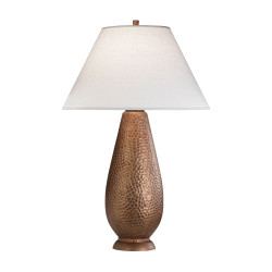Beaux Arts Table Lamp - Dark Antique Copper