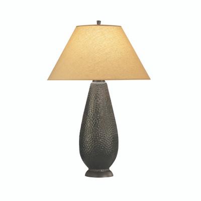 Beaux Arts Table Lamp - Antique Rust
