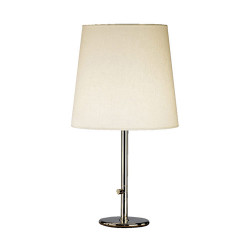 Rico Espinet Buster Table Lamp - Polished Nickel