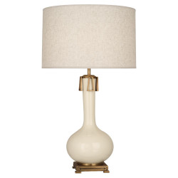 Athena Table Lamp - Bone
