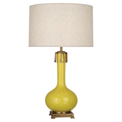Athena Table Lamp - Citron