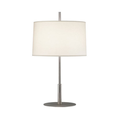 Echo Accent Table Lamp - Stainless Steel