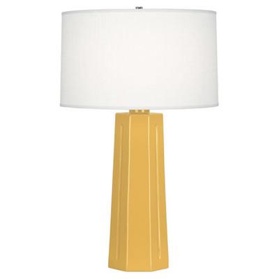 Mason Table Lamp - Sunset