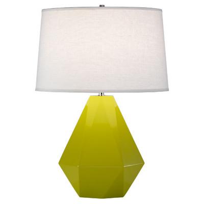 Delta Table Lamp - Apple