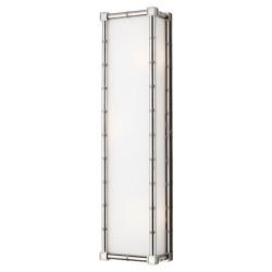 Jonathan Adler Meurice Wall Lamp - Medium - Polished Nickel