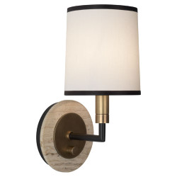 Axis Wall Sconce - Aged Brass