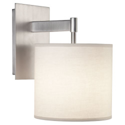 Echo Wall Sconce - Stainless Steel