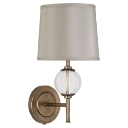 Latitude Wall Sconce - Aged Brass