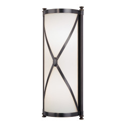 Chase Wall Sconce - Deep Patina Bronze