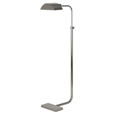 Koleman Floor Lamp - Polished Nickel