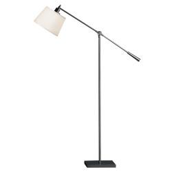 Real Simple Boom Floor Lamp - Gunmetal Powder Coat