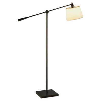 Real Simple Boom Floor Lamp - Deep Bronze Powder Coat