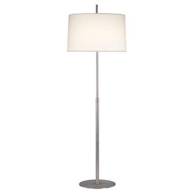 Echo Floor Lamp - Stainless Steel