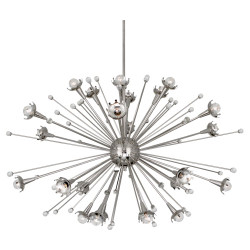 Jonathan Adler Sputnik Chandelier - Regular - Polished Nickel