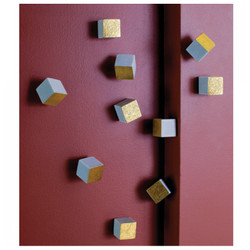 Pivot Wall Play - Gold - Set of 20