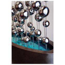 Stainless Steel Ball Sway - Set of 6