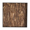 "50"" Shadow Box 'Curva Ellipse Paper' - natural frame image 3"