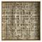 "50"" Shadow Box 'Curva Ellipse Paper' - natural frame image 4"