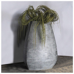 Weeping Willow in LG Trapezoid Planter