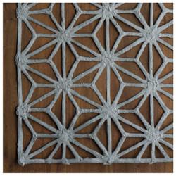 "Handmade Paper - ""Jali Star"""
