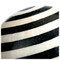 "Sphere Inlay Stone 16.5""D - Stripe image 1"