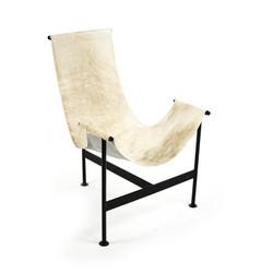 Hide Sling Chair