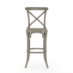 Zentique Connor Bar Stool