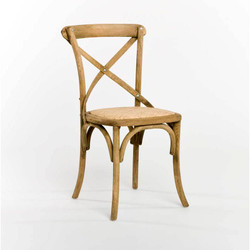 Parisienne Cafe Chair - Natuarl Oak
