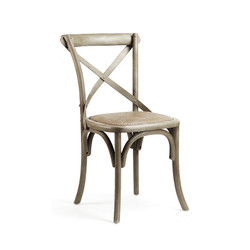 Parisienne Cafe Chair - Raw Umber