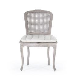 Annette Chair - Antique White