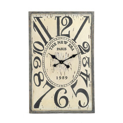The New Era Clock