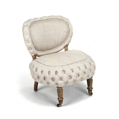 Sylvie Tufted Chair
