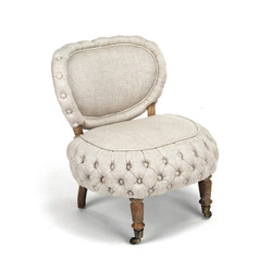 Sylvie Tufted Chair