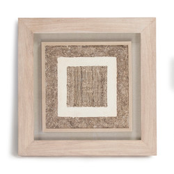 Abstract Paper Framed Art Vi